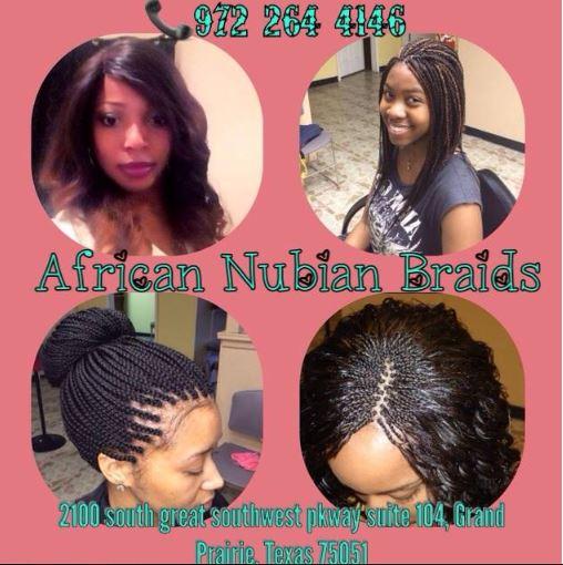 African Nubian Braids