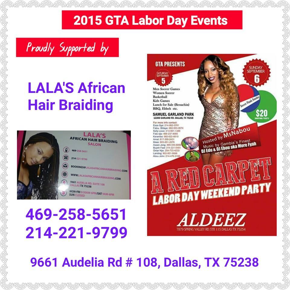 LaLa African Hair Braiding